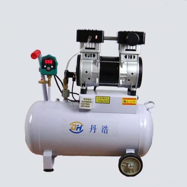 Oil-free Vacuum Pump Small Silent Vacuum Negative Pressure Station CNC Suction Cup Processing Automation Laboratory Vacuum Pump