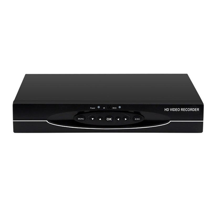 N_eye DVR 4CH hybride professionnel CCTV DVR 4In1 enregistrement vidéo Surveillance numérique enregistrement vidéo pour CCTV pour caméra analogique AHD IP