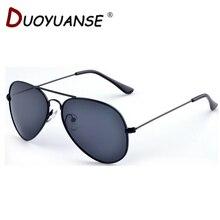 DUOYUANSE Classics Sunglasses Men Anti-Reflective Polarized Sunglasses Outdoor Sport Sun Glasses Men Oculos UV400 Glasses 3025