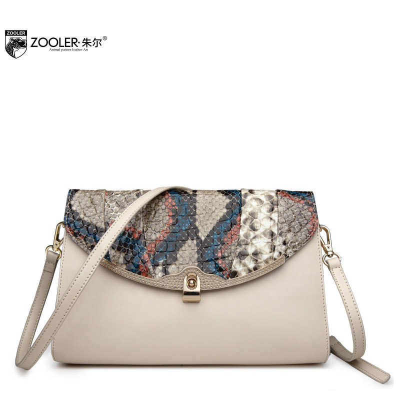 ФОТО ZOOLER wholesale mini bag 2017 women messenger bags genuine leather shoulder bag famous brand ladies crossbody stylish bag#1590