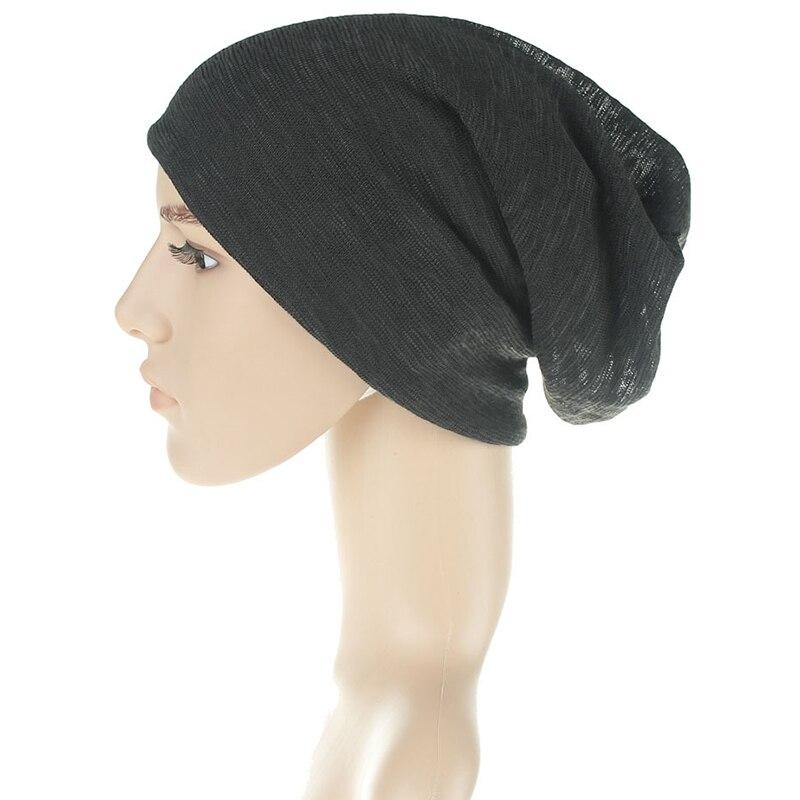 ... lana para hombres gorra Beanie gorros caliente casual escalada al aire  libre tapas. Color  gris claro d23d0aa6c47