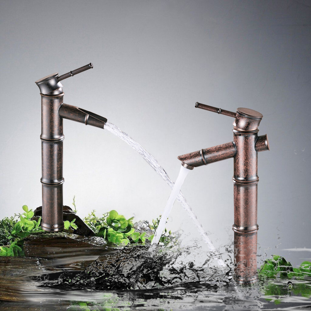 Free Shipping New special Roman copper Bathroom Sink Faucet Single Handle Mixer Tap Mixer Tap Solid Brass h3bf n8 ac220v new and original omron adjustable cycle time delay relay double set the timer 220vac