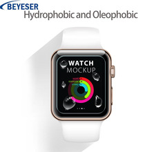 Tempered film For Apple Watch for watch Series 3/2/1 38/40mm cover Glass Screen Protective film For Apple Watch marc saltzman apple watch for dummies