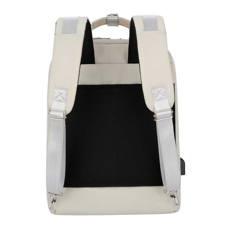 12 13 13.3 14 15 15.4 15.6 بوصة مع USB واجهة للصدمات للماء محمول مفكرة أكياس حالة حقيبة الظهر للرجال النساء المدرسة
