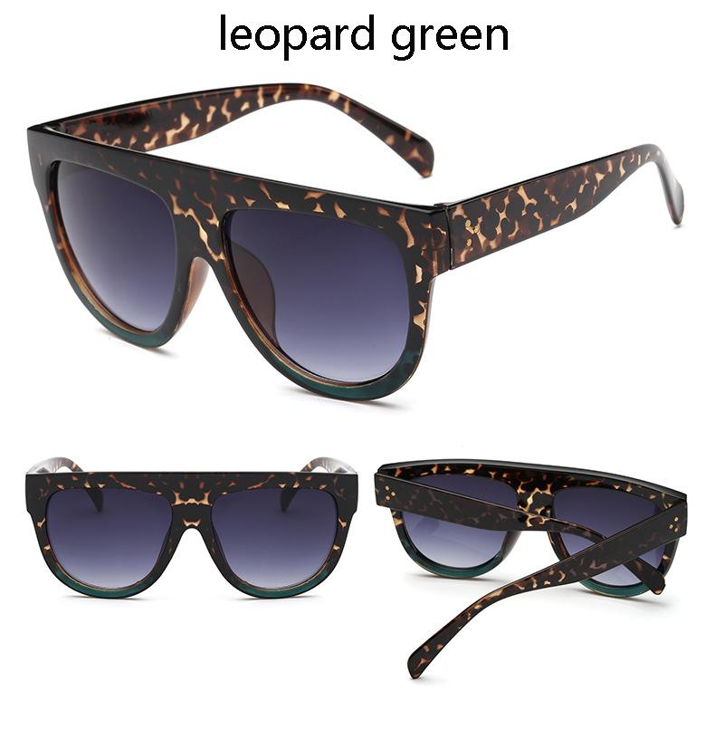 HTB136i3PXXXXXctaXXXq6xXFXXXn - Flat Top Retro Tortoise Shadow Women's Sunglasses