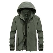 Softshell Solid Hooded M-5XL