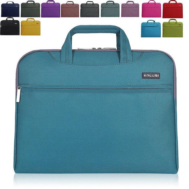 Новый водонепроницаемый прибытия ноутбук сумка компьютерная сумка для ноутбука обложка сумка 11/13/14/15 дюймов для Apple Lenovo Dell Computer bag
