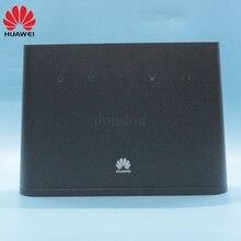 Открыл huawei B310 B310s-22 150 Мбит/с 4 г LTE CPE WI-FI маршрутизатор модем с Sim слот для карт памяти до 32 WI-FI устройств