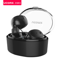 Original Ucomx U08S Bluetooth Earphone Mini Wireless Stereo Headset TWS Earbuds Wireless Headphones Charging BOX
