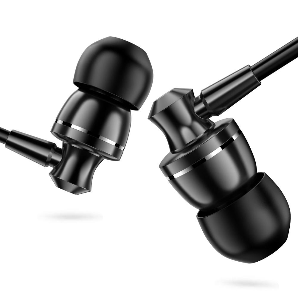Brand Metal Earphone MK11 Hifi Headset With Microphone Stereo Earbuds For Mobile Phone Samsung Xiaomi  Fone De Ouvido