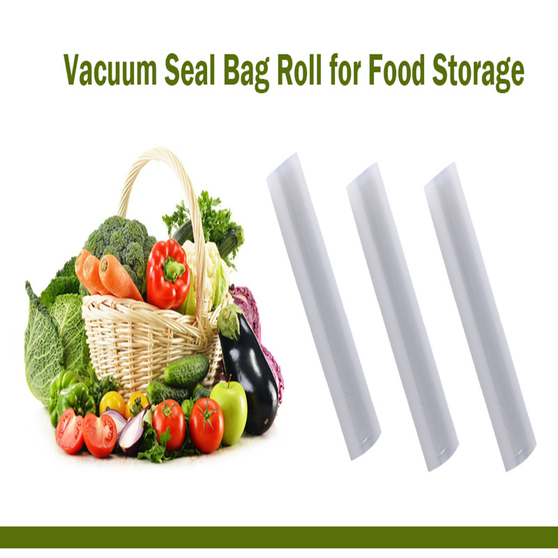 XinBaoLong Fresh-Keeping Vacuum Seal Bag Roll For Food Storage Sealing Machine Packages Bag Vacuum Food Sealer Packaging Machine