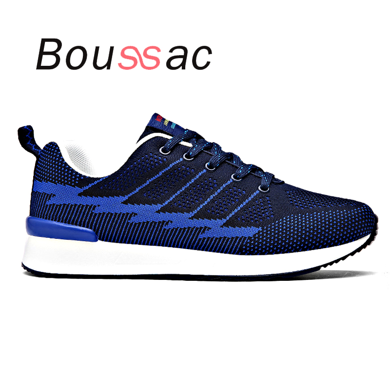 Lightweight breathable non-slip 2018 outdoor men running shoes jogging  sports shoes men