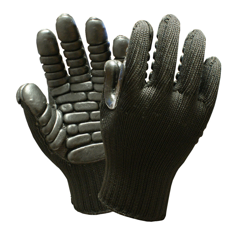 Anti Vibration Safety Glove Shock Absorbing Labor Glove Impact Resistant Work Glove