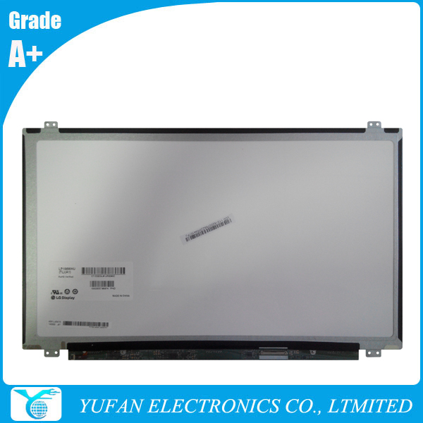 Free Shipping 15.6 Notebook Screen LVDS 1366x768 Lcd Monitor LP156WHU(TL)(A1)