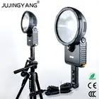 Al aire libre de la luz del trabajo Linterna de mano ABS 55 W 220 W h3 bombilla de Xenón foco portátil linterna para la caza ¡camping fishlight