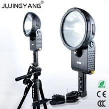 Outdoor Work light Hand lantern ABS 55W-220W HID h3 xenon bulb Portable spotlight flashlight for hunting