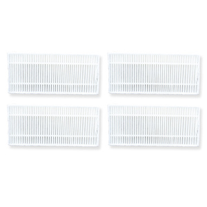 Image 2 - Replacement Kits for NEATSVOR X500/X600 Robot Vacuum Filter Side Brush