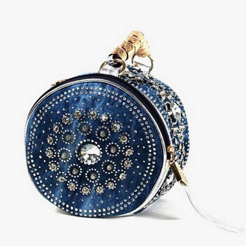 ... iPinee Multifunction designer rhinestone bags luxury women handbags  delicate diamond women messenger bag travel bags tassel ... 8c0791dfb1ec