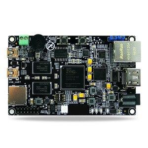 Image 2 - XILINX ZYNQ 7020 ARM Cortex A9 + Xilinx XC7Z020 FPGA Development Board Control Board XC7Z020 Circuit  DEMO Board Free Shipping