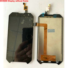 """For Blackview BV6000 Touch Screen Display BV6000s Replacment Digitizer 4 7""""Mobile phone Panels LCDs cheap Mythology Capacitive Screen LCD Touch Screen Digitizer 1280x720 3"""