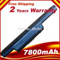 7800mAh Battery For Acer Aspire V3 5741 5742 5750 5551G 5560G 5741G 5750G AS10D31 AS10D51 AS10D61 AS10D71 AS10D75 AS10D81