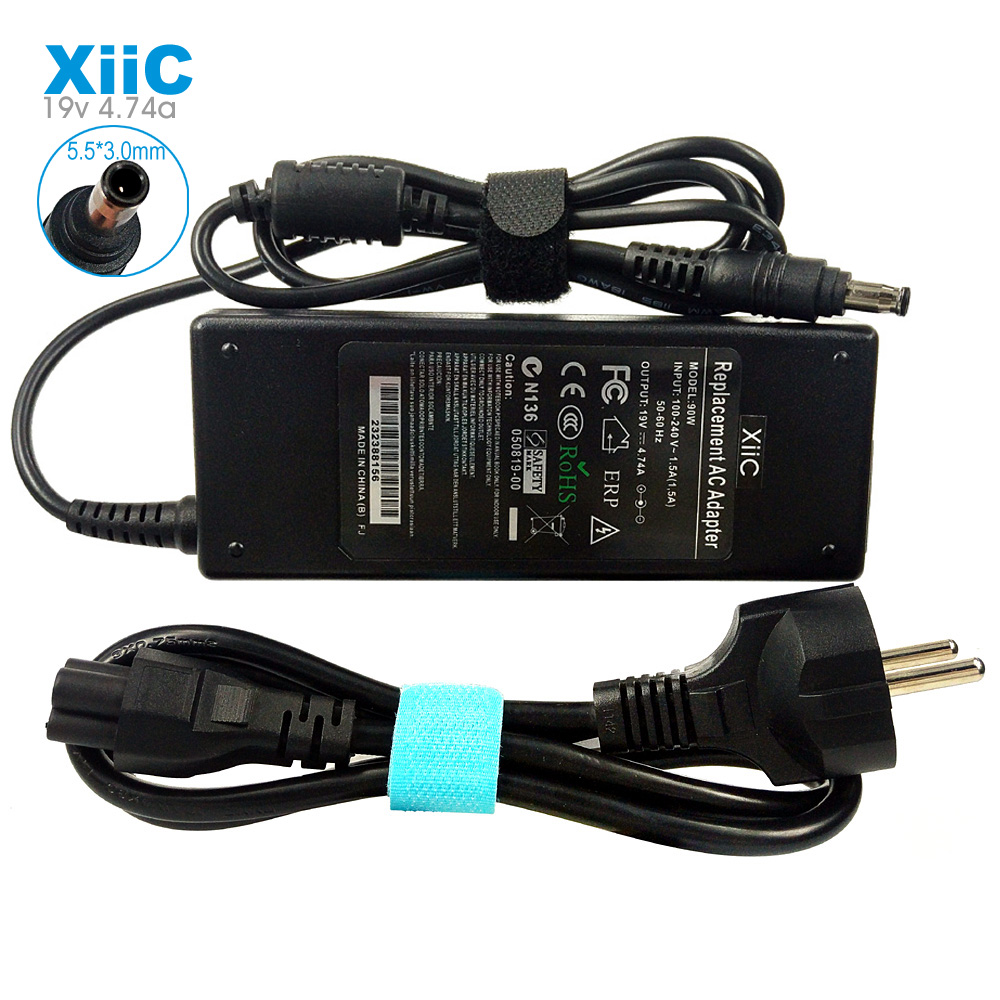 19V 4.74A 5.5*3.0mm AC Power Laptop Adapter Charger For SAMSUNG Np350v5c Np355v5c R540 R530 R510 R580 R428 R720 R780E With Cable|Laptop Adapter| |  - title=