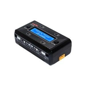 Image 2 - Emax chargeur de batterie Ultra puissant, LiPO/LiHV/NiMH/NiCd, compatible avec Micro MX mCPX JST, pour course de Drone RC Plnae FPV, 4x7W 1S