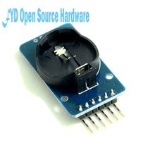 1PCS DS3231 AT24C32 IIC Precisie RTC Real Time Clock Memory Module voor arduino Vervangen DS1307(China)