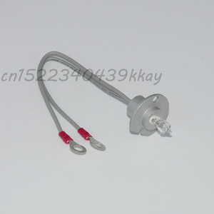 Image 2 - Mindray 12V 20W Biochemical lamp Mindray BS200/BS220/BS330/BS400/BS800 12v20w chemistry analyzer bulb with connecting cable