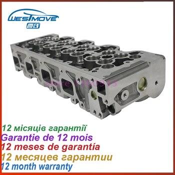 Головка блока цилиндров для Isuzu Trooper Monterey 1998-Opel Monterey 2999CC 3,0 DTI L4 DOHC 16V двигатель: 4JX1 8-97245184-1 8972451841