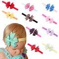 1 pc Cabelo Arcos Headband Do Bebê Menina Acessórios Para o Cabelo Crianças Arco de Cabelo Infantil Elástico Hairband Crianças Novo 2015 -- MKA068 PT49