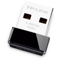 Mini USB Wireless Network Card TP LINK TL WN725N 150Mbps AP Router WiFi Receiver Transmitter USB