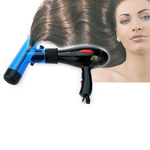 Hair Dryer Diffuser Portable Magic Wind Spin Detachable Drying Blow Hair Curler Roller Curler Styling Tool Hair Dryer Cover