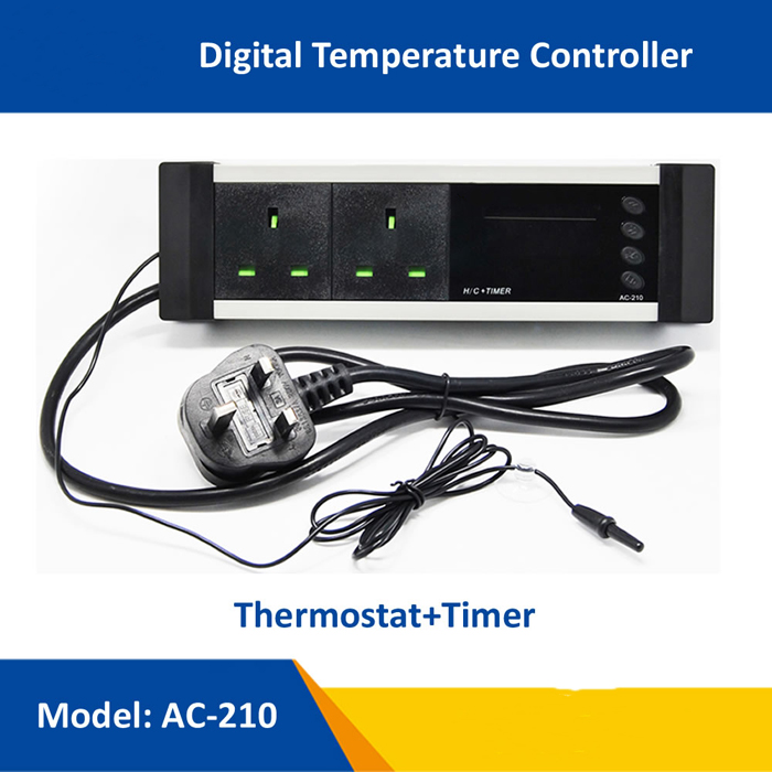 wiring a reptile thermostat basic wiring diagram u2022 rh rnetcomputer co Most Accurate Thermostat Hydrofarm Thermostat for Reptiles
