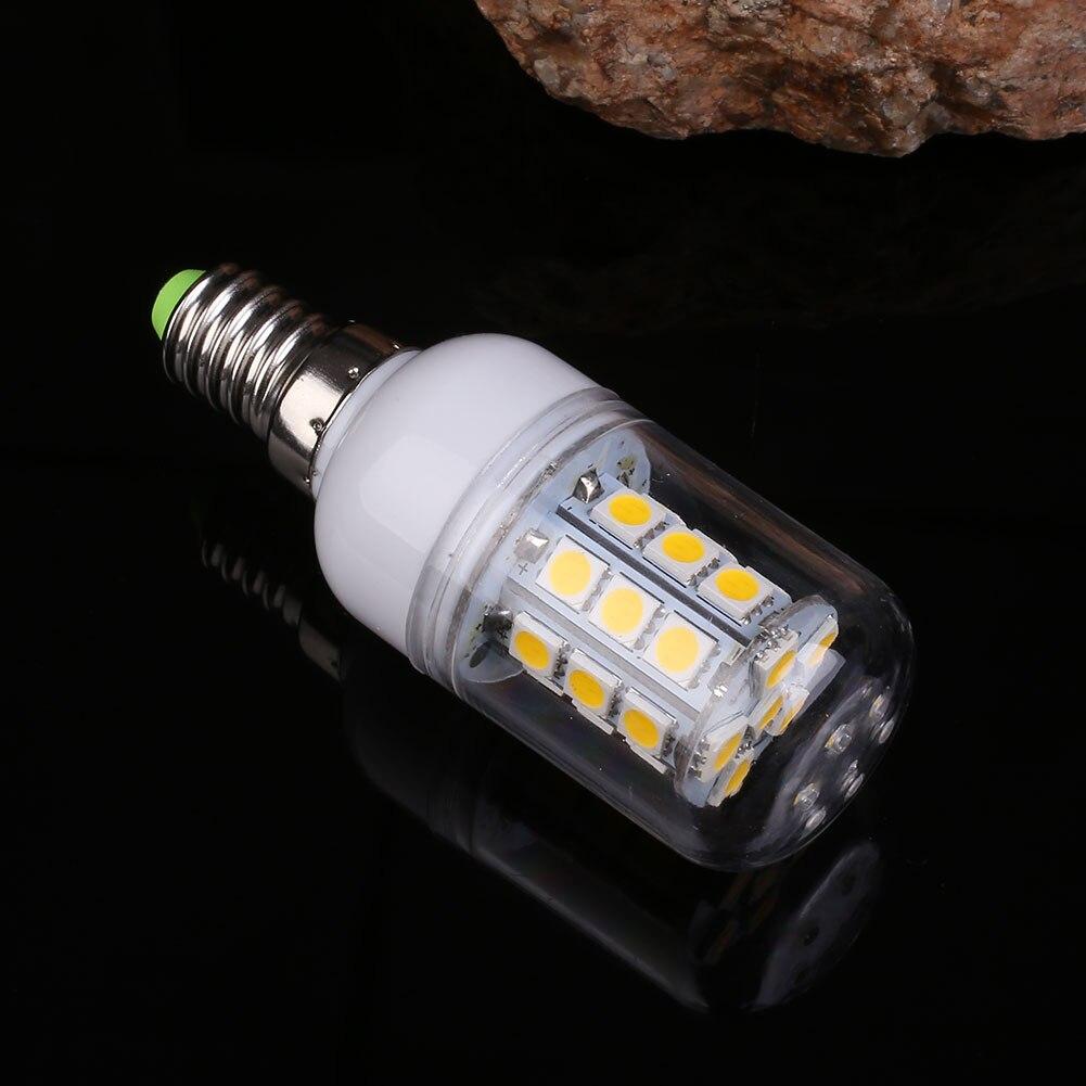 Corn Light LED Bulb E14 5050 AC220-240V 27SMD Chandelier Energy Conservation