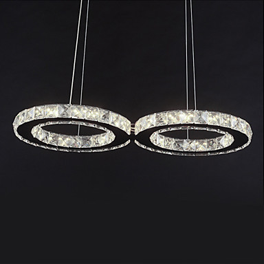 K9 crystal Modern Lighting Contemporary Living Room Dining Metal pendant lights dining-room crystal Pendant Lamp Free shipping a1 master bedroom living room lamp crystal pendant lights dining room lamp european style dual use fashion pendant lamps