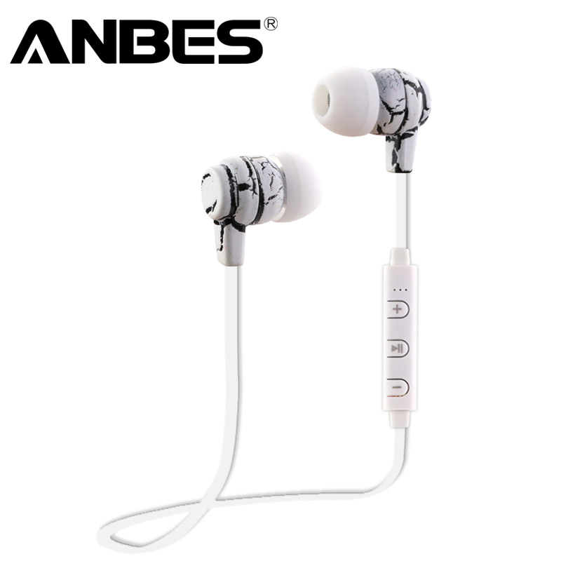 ANBES Brand New Stereo Bluetooth Earphone Mini V4.0 Wireless Bluetooth Headset Earbuds Handfree Universal for All Smartphones brand new wf20x widefield stereo