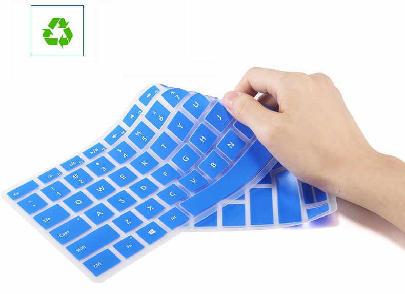 Protezione per tastiera in silicone per Lenovo Ideapad 330s 530s Miix 630 Yoga 530 530s 530 14ikb Yoga 730 730s 530