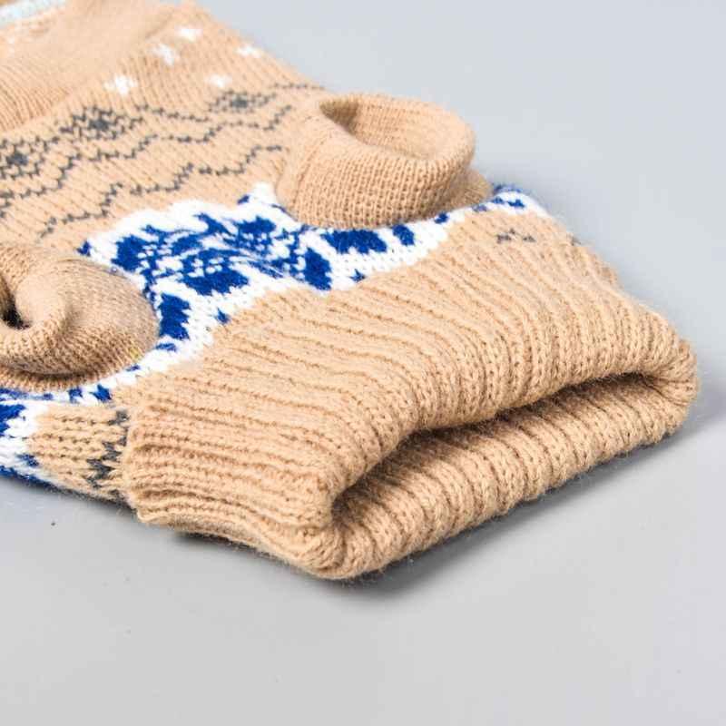 Классический Повседневный свитер в горошек для собак, водолазка для щенков, одежда для зимы и осени, толстовки для питомцев, костюм с высоким воротником, свитер для питомцев
