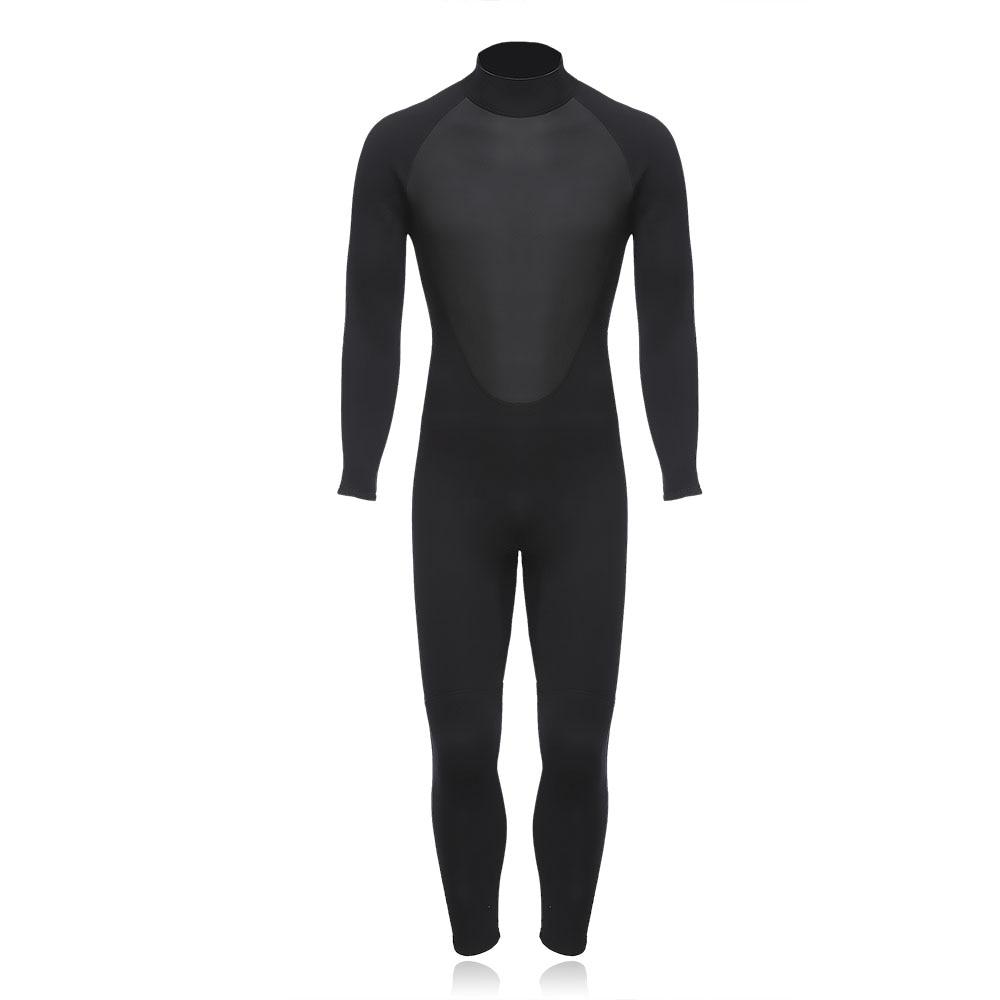 SBR CR 3MM Unisex S - 2XL Wetsuit Comfortable Watersport Keep Warm Sunscreen Diving Wetsuit Suit Anti-slip Lightweight 3mm unisex s 2xl wetsuit sbr cr watersport keep warm sunscreen diving wetsuit suit anti slip lightweight comfortable