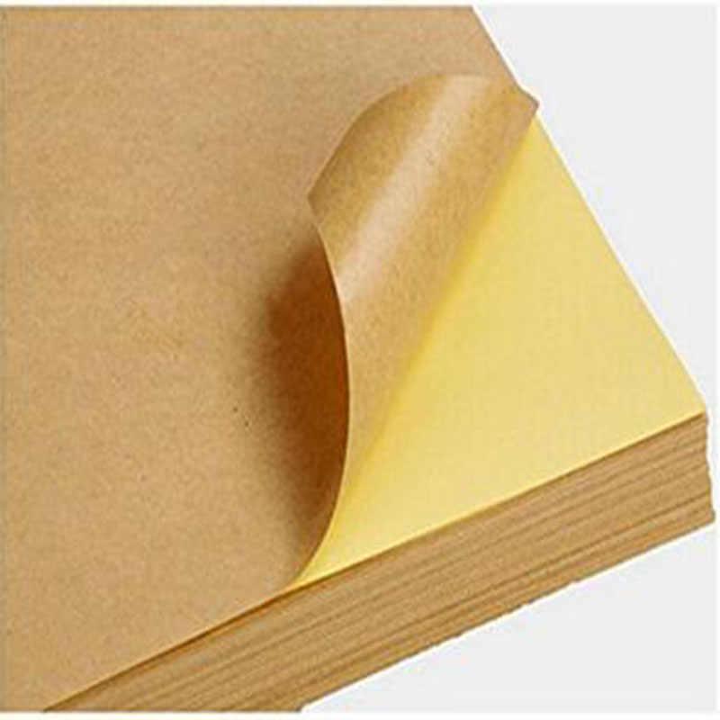 1000 коричневый натуральная крафт-бумага кодирования круглые бирки 1 дюймов Круглый Круг самоклеящаяся наклейка Отремонтированная наклейка для стрельбы этикетка