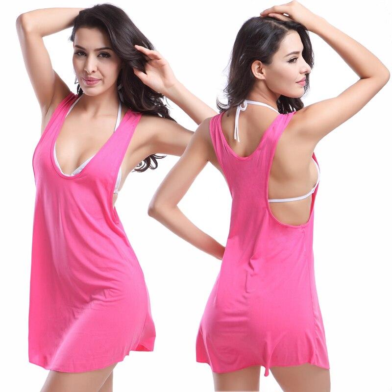 बहुत मूल्यवान विक्टोरिया स्टाइल बिकनी कवर अप स्विमवियर सबसे लोकप्रिय विंटेज रेसरबैक बीचवियर ड्रेस