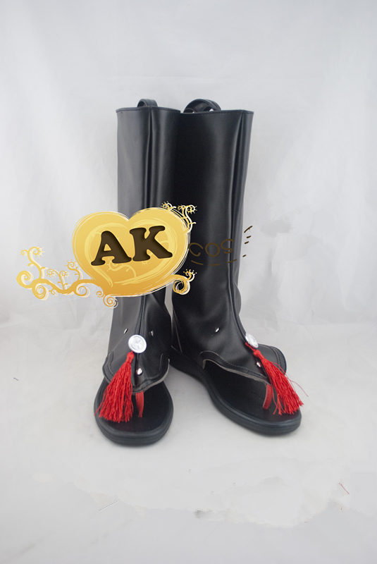 Anime DMMD Dramatical murder koujaku cosplay shoes / boots Custom-Made
