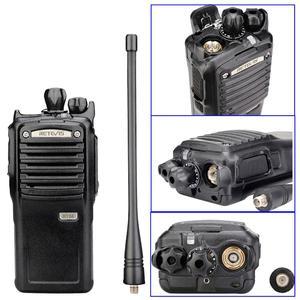 Image 5 - 5W Retevis RT54 DMR Digital/Analog Two Way Radio Tragbare Transceiver UHF Staubdicht Wasserdichte VOX TOT Digitale Walkie  Talkie