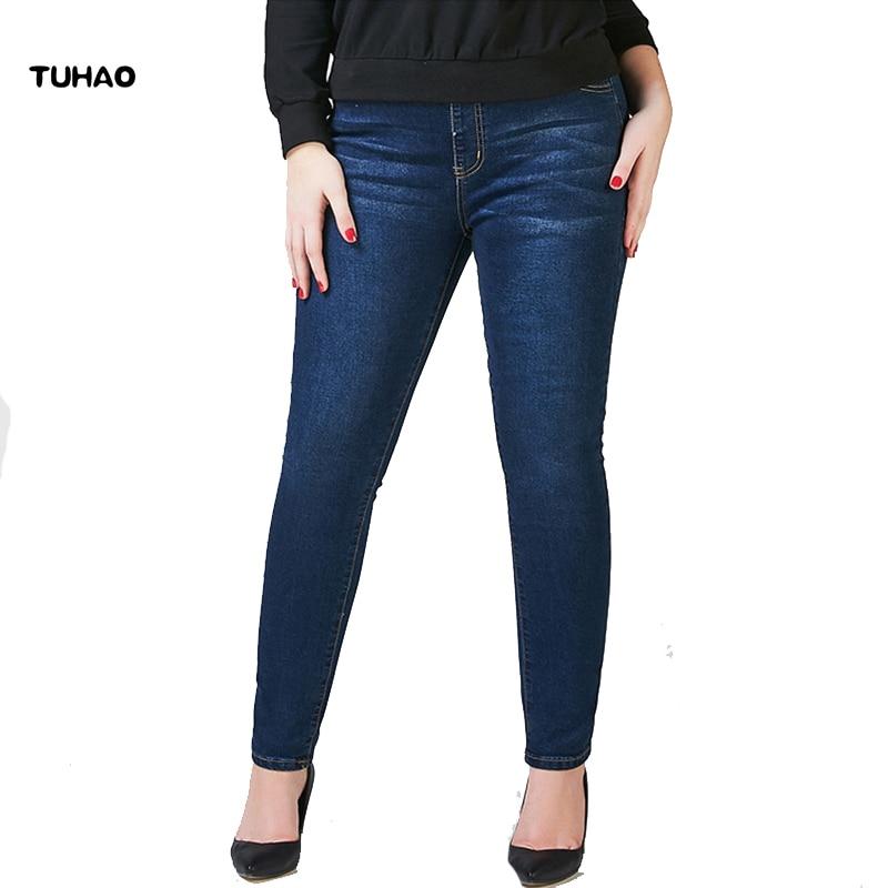 Oficina Alta Mujer Pt16 Cintura E Invierno Dama 2017 azul Negro Otoño Casual De Elásticos Negro Pantalones Tuhao Nuevo Lápiz vY0zxwq
