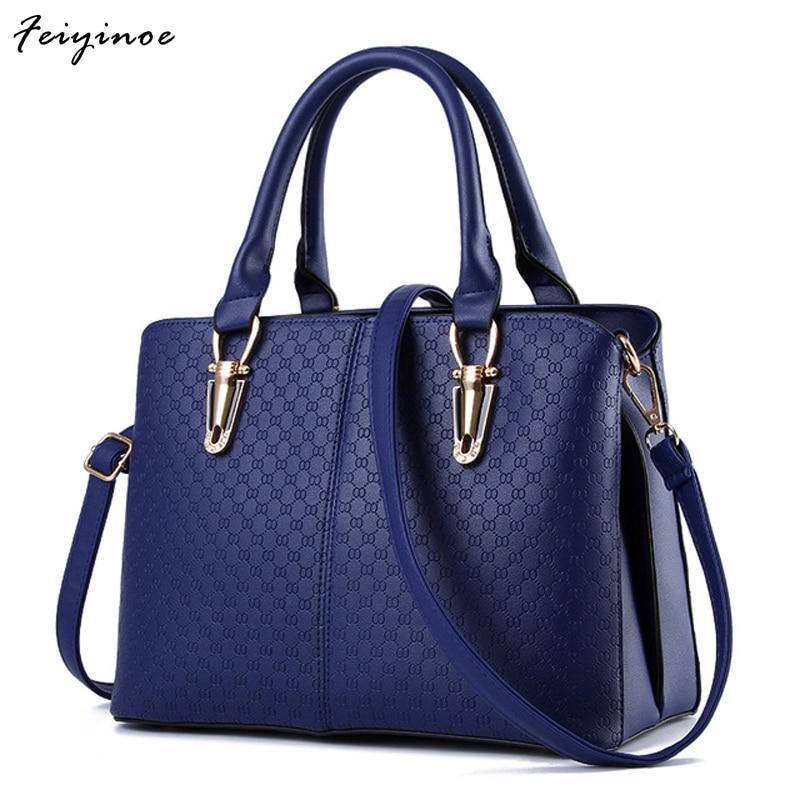 Women bag Women leather handbags New handbag shoulder single oblique cross ladies  bag eb521c8d9f5c8