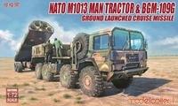 RealTS Modelcollect UA72096 1/72 Nato M1001 MAN Tractor & BGM 109G Ground Laun