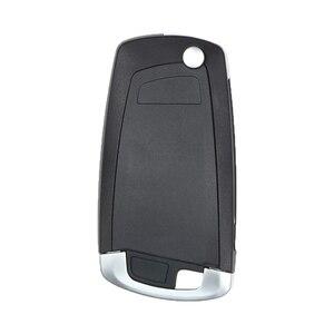 Image 4 - KEYECU EWS تعديل الوجه مفتاح بعيد 4 زر 315MHz/433MHz PCF7935AA ID44 رقاقة ل BMW E38 E39 E46 M5 X3 X5 Z3 Z4 HU58 / HU92