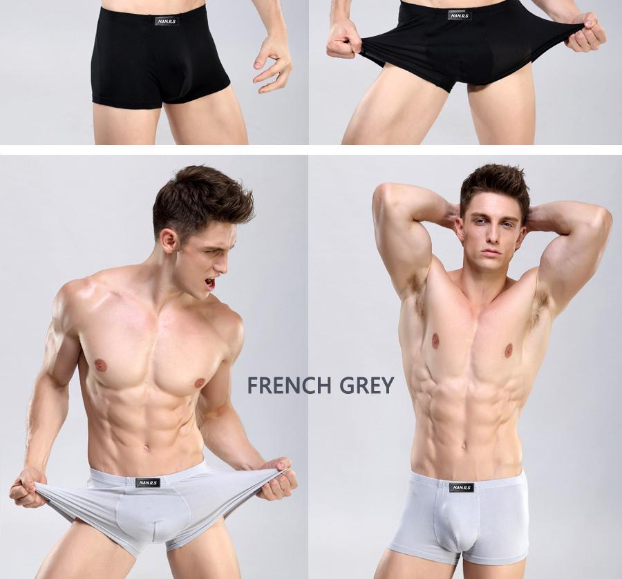 Bamboo Fibre Mens Underwear Boxer Shorts 33