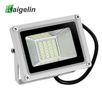 10PCS 20W LED Flood Light 12V 24V 2200LM Reflector Floodlight 24 LED SMD 5730 Ip65 Waterproof LED Spotlight For Outdoor Lighting